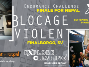 Explore Climbing Finale for Nepal